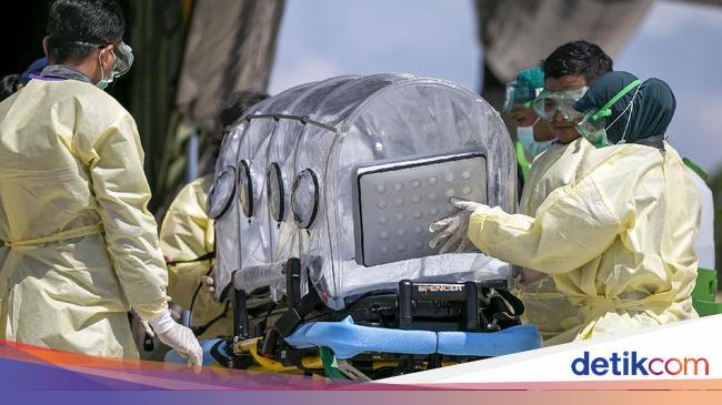 Kasus Positif Virus Corona Tembus Sejuta, Kematian Lebih dari 53 Ribu