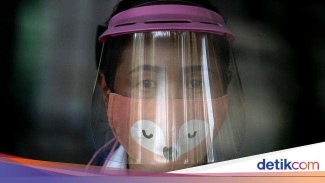 Pemerintah Sarankan Masker Kain Tak Dipakai Lebih dari 4 Jam