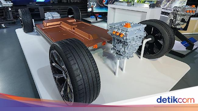 Dua Mobil Listrik Honda Gunakan Platform GM