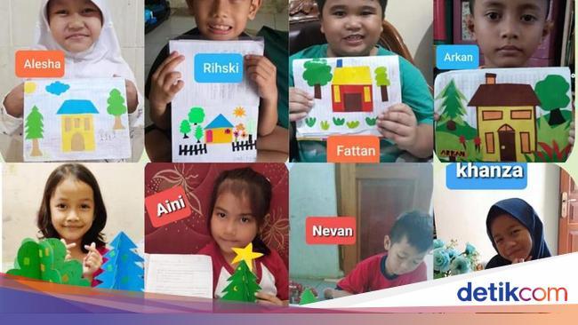Belajar Di Rumah Guru Minta Orang Tua Buat Video Kreatif Bareng Anak