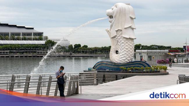 Singapura Pangkas Lagi Target Pertumbuhan Ekonomi karena Corona