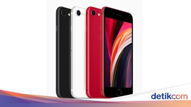 iPhone SE Lebih Ngebut dari Ponsel Android Tercepat Saat Ini thumbnail