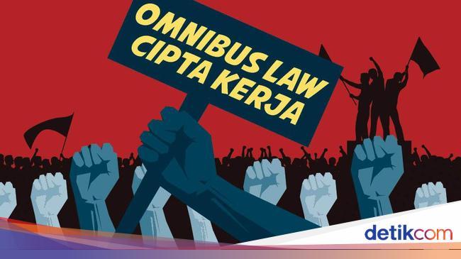 Apa Itu Omnibus Law Cipta Kerja Isi Dan Dampaknya Bagi Buruh Halaman All Kompas Com
