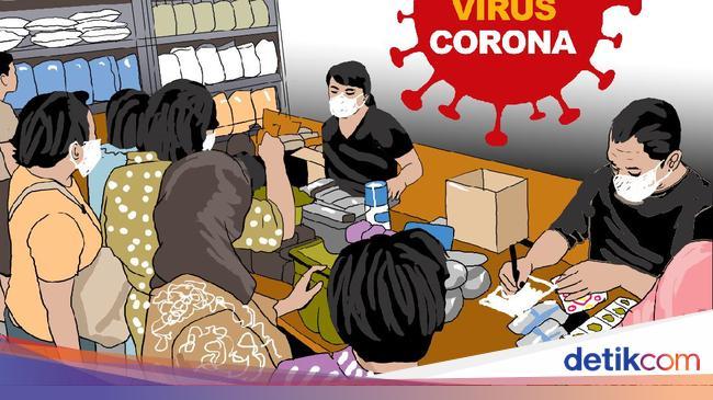 Ramalan Sri Mulyani: Konsumsi Bisa 0%