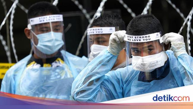 Cerita Relawan Malaysia Ungkap Kengerian Jenazah COVID yang Bertumpuk