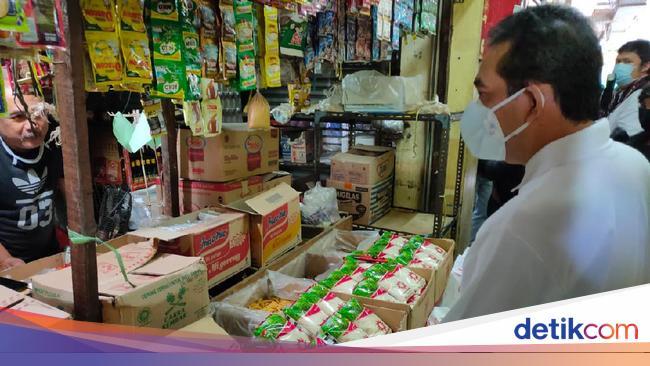 Harga Gula di Bekasi Rp 17.000/Kg, Mendag Guyur Stok 4 Ton/Hari
