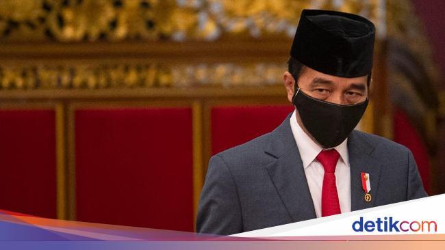 Jokowi Lantik 12 Dubes RI, Termasuk Politikus Golk