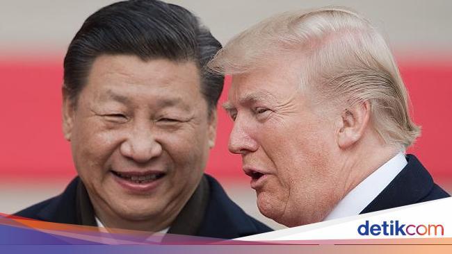Perang Kata Trump-Xi Jinping di Tengah Sidang Umum