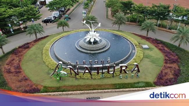 CITY Solusi Saat Pandemi, Serpong Natura City Gratiskan DP & Cicilan KPR
