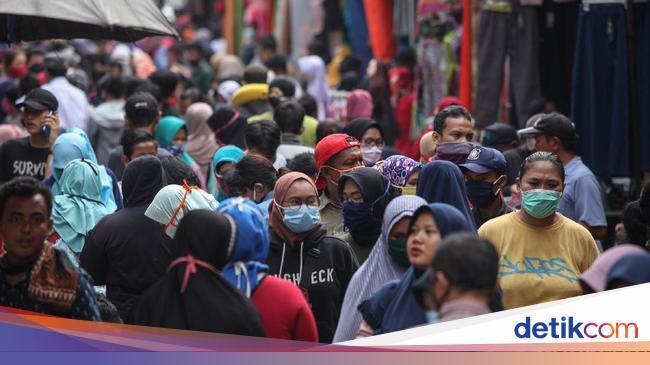 Update Corona di Indonesia 22 Mei: 20.796 Positif, 5.057 Sembuh, 1.326 Meninggal