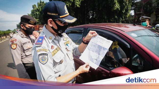 Mau Masuk Jakarta Wajib SIKM, Jangan Coba-coba Pal