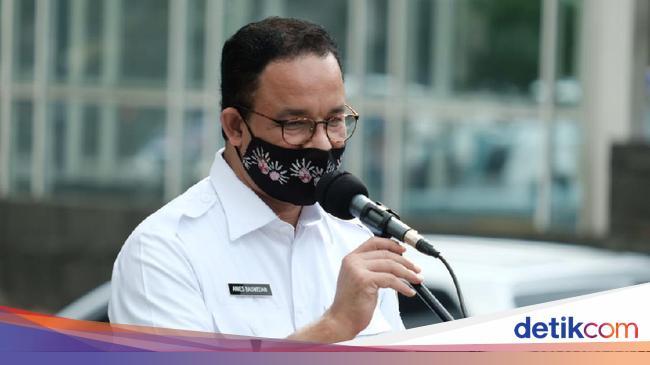 Anies Perpanjang PSBB DKI Jakarta, Bulan Juni Jadi