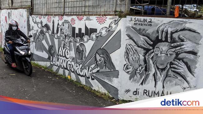 Update Corona Indonesia 3 Agustus: Tambah 1.679, P