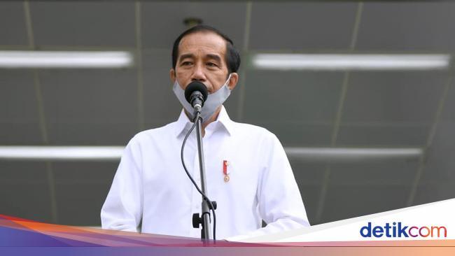 Jokowi Minta Wishnutama Bangun Wisata Bebas COVID