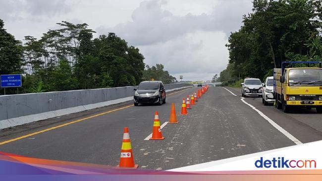 KemenPUPR Minta Foto Hoax Longsor Tol Semarang yan