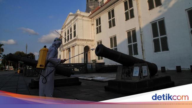 7 Kelurahan di Jakarta yang Masih Bebas Kasus COVID-19