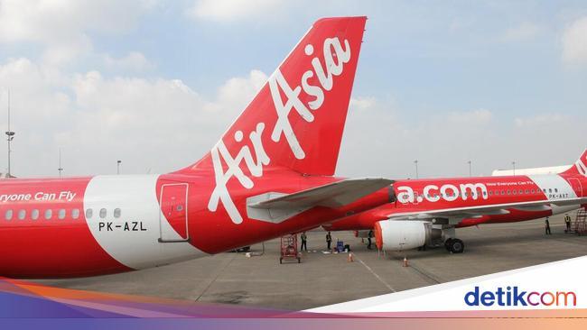 CMPP Terbang Naik AirAsia Berkali-kali Bayar Rp 1,6 Juta, Ini Rutenya