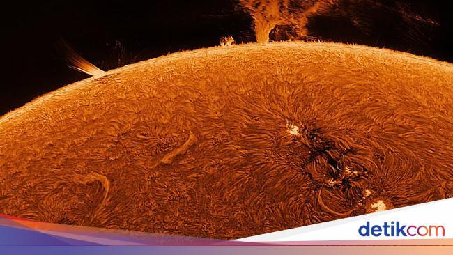 Menakjubkan, Video Ini Tunjukkan Wujud Matahari Selama 10 Tahun