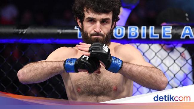 Satu Kampung Sama Khabib, Petarung UFC Penuh Gaya: