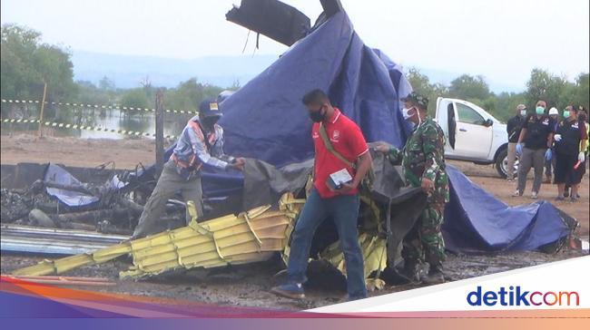 Black Box Helikopter Jatuh di Kendal Sudah Diamank