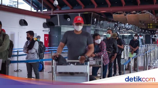 Bandara Soekarno Hatta Janjikan Vending Machine Masker