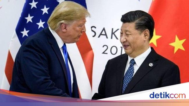 China Senang Jika Donald Trump Menang Pilpres AS,