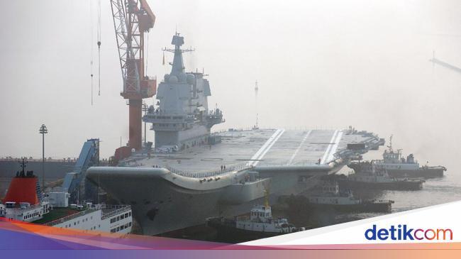Makin Panas dengan Taiwan saat China Pamer Kekuatan