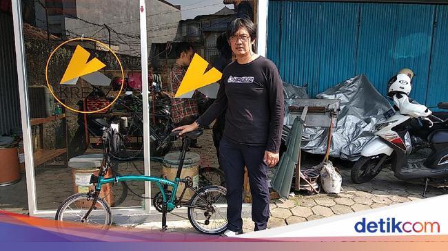 Perkenalkan, Ini KREUZ Sepeda Brompton Made in Bandung