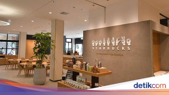 Starbucks Buka Kedai Paling Sunyi di Jepang