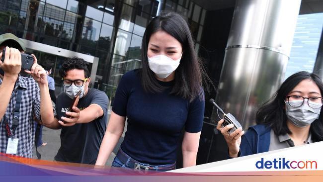 Agnes Jenifer Diperiksa KPK untuk Kasus Eks Sekretaris MA Nurhadi