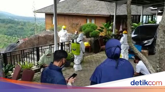 Sempat Jaga Rumah Hilmi Aminuddin, Sejumlah Polisi-TNI
