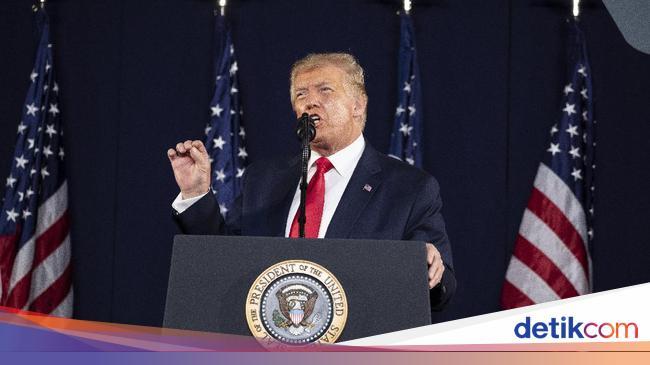Trump Klaim 99 Persen Kasus Corona di AS Tak Berbahaya, Ini Faktanya