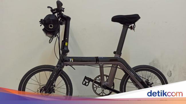 Modifikasi Sepeda Jadi Enggak Perlu Capek Gowes Lagi Siapkan Uang Rp 5 Juta