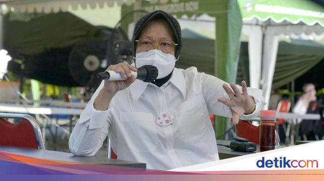 Risma Klaim Surabaya Zona Hijau, Ini Arti Kode Wil