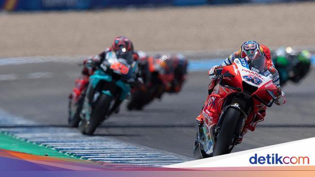 Dovizioso: Yamaha Bermasalah di Mesin, Marquez Punya Kans Juara