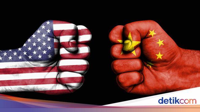 China Marah ke AS: Apa Perlu Kapal Perang Kami ke Teluk Meksiko?