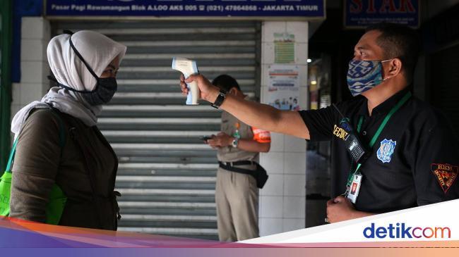 DKI Jakarta Tertinggi, Ini Sebaran 2.277 Kasus Bar
