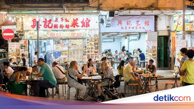 Hong Kong Resmi Resesi Setahun Penuh