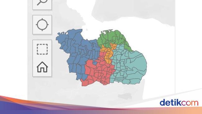 Risma Sebut Zona Hijau, Ini Data Surabaya Selama Dua Minggu