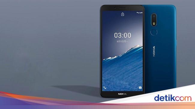 Ini Harga Hape Murah Nokia C3 yang Resmi Dirilis d