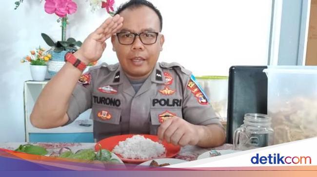 Aksi Mukbang Polisi hingga DJ Ini Sukses Menghibur Netizen
