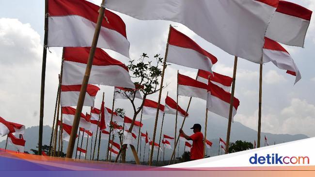 Bendera Merah Putih Dipotong Dua, Diselamatkan dari Agresi