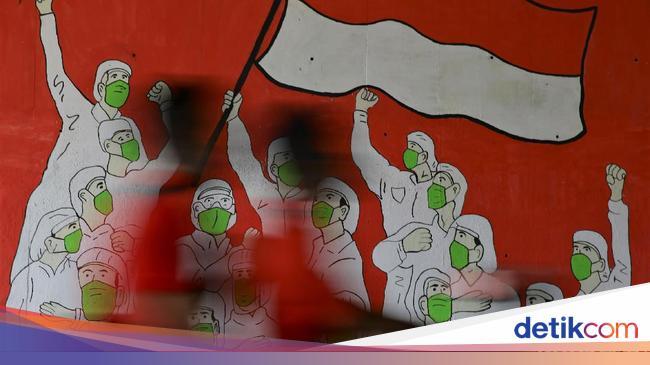 Update Corona Indonesia 25 Oktober: Tambah 3.732,
