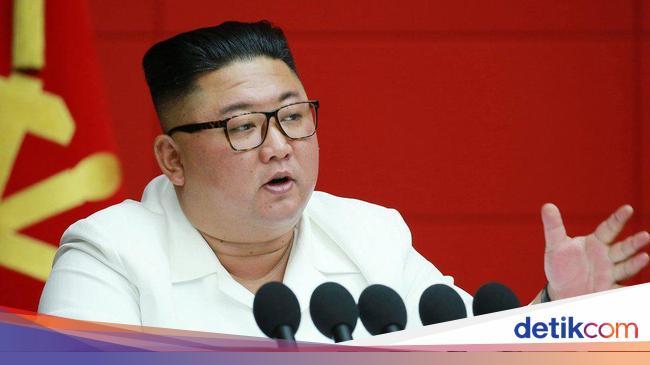 Maaf Kim Jong-Un Tak Terelak Gegara Pejabat Korsel