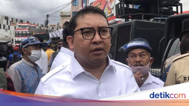 Jokowi Jadi Nama Jalan di UEA, Fadli Zon Singgung