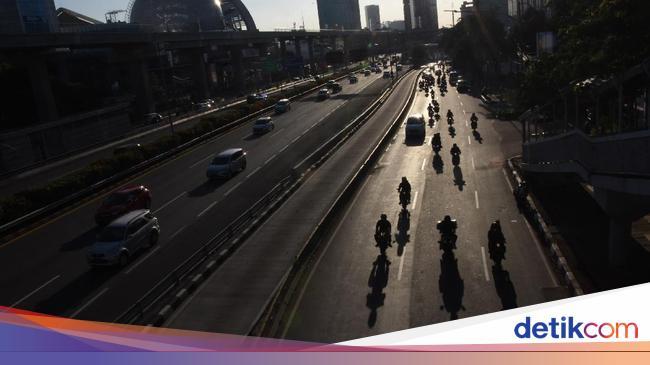 8 Aturan PSBB Ketat yang Berlaku di Jakarta Mulai Hari Ini