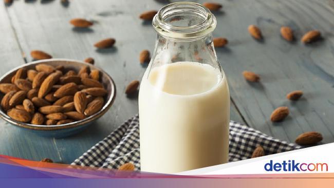 7 Manfaat Susu Almond Untuk Kesehatan Minuman Paling Hits Saat Ini