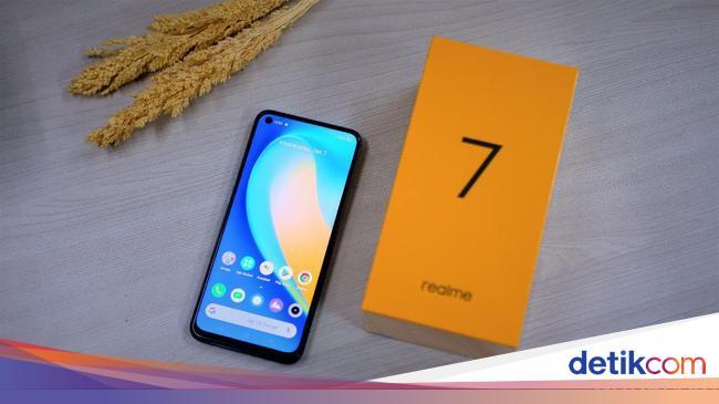 Resmi, Ini Harga Realme 7 dan Realme 7i di Indones