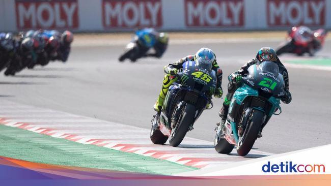 Jadwal MotoGP Emilia Romagna 2020: Berebut Posisi