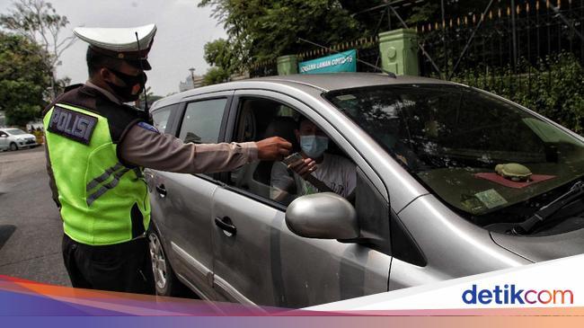 Mau Keluar Masuk Jakarta saat PSBB? Baca Dulu Syar